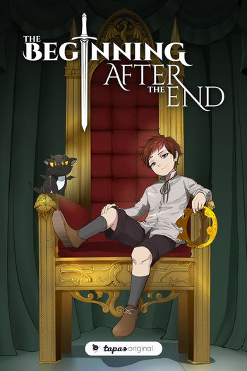 Read The Beginning After the End Manga - Read The Beginning After the End Online at Readmanga.today